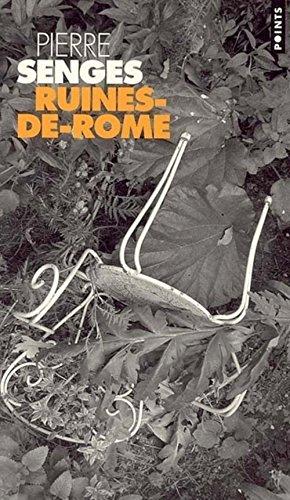 9782020685863: Ruines-de-Rome (French Edition)