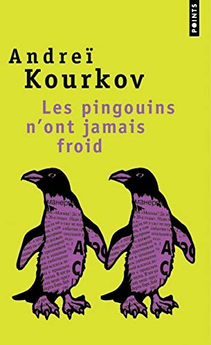 9782020789356: Pingouins N'Ont Jamais Froid(les) (Points) (English and French Edition)