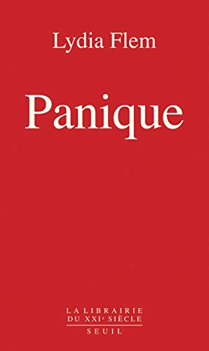 9782020805858: Panique (French edition)