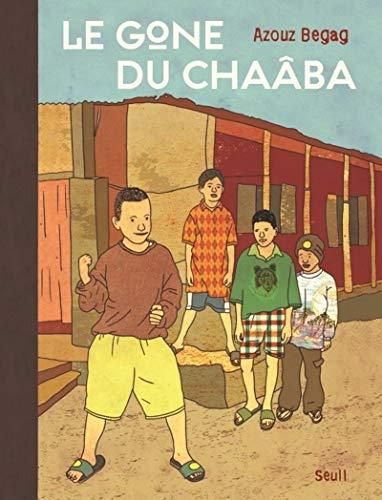 9782020816137: Le gone de Chaâba