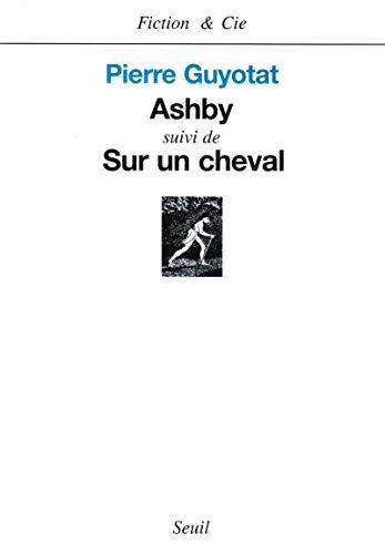 9782020816229: Ashby suivi de Sur un cheval