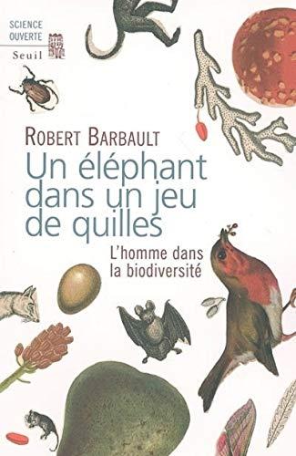 9782020820752: Un éléphant dans un jeu de quilles (French edition)