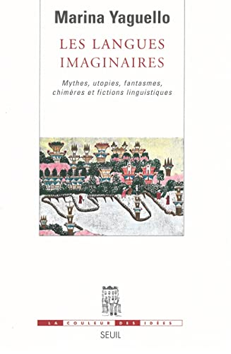 9782020823647: Les langues imaginaires (French Edition)