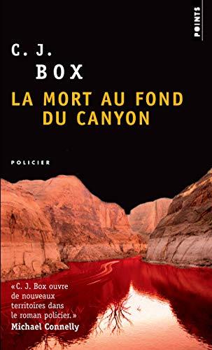 9782020837972: Mort Au Fond Du Canyon(la) (English and French Edition)