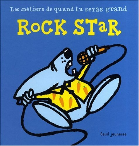 9782020858236: Rock star