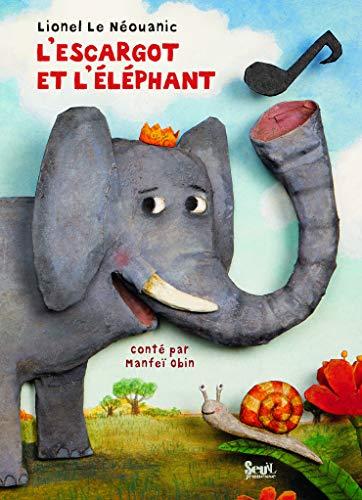 ESCARGOT ET L ELEPHANT -L-: OBIN MANFEI LENEOUA