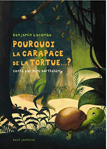 9782020898898: Pourquoi la carapace de la tortue... ? (French Edition)