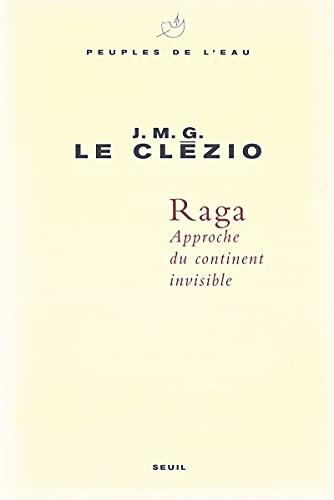 9782020899093: Raga (French Edition)
