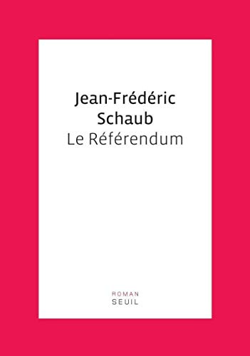 9782020926027: Le Référendum