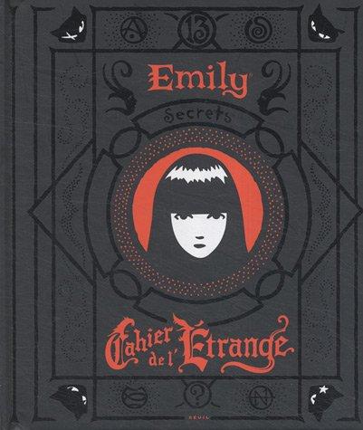 9782020926249: Emily, cahier de l'étrange