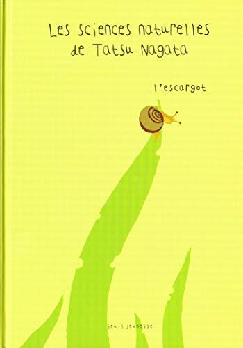 9782020928212: L'Escargot. Les sciences naturelles de Tatsu Nagata