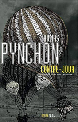 Contre-jour (French Edition) (2020950049) by Thomas Pynchon
