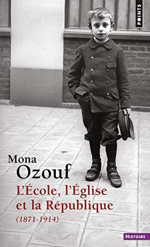 9782020962445: Cole, L'Glise Et La R'Publique. (1871-1914)(L') (English and French Edition)