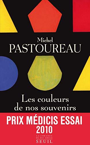 9782020966870: Les couleurs de nos souvenirs - PRIX MEDICIS ESSAI 2010.
