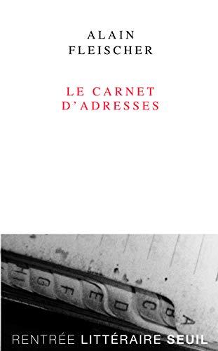 Carnet d'adresses (Le): Fleischer, Alain