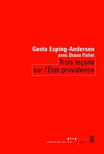 9782020970983: Trois leçons sur l'Etat-providence (La république des idées)