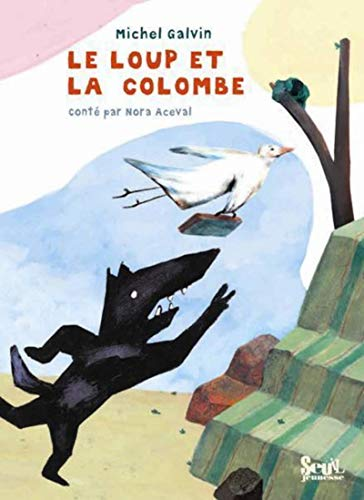 Loup et la colombe (Le): Aceval, Nora