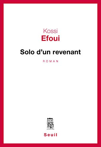 9782020971935: Solo d'un revenant (French Edition)