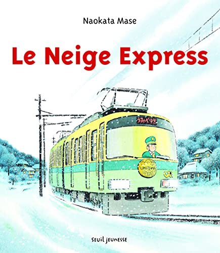 9782020973304: Le Neige Express