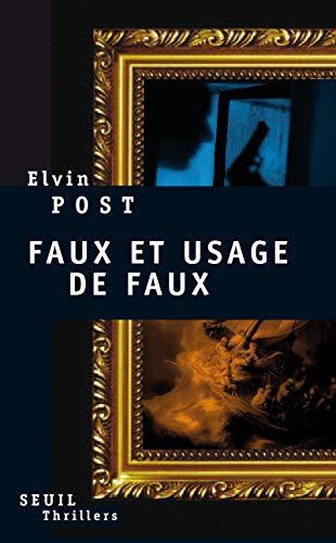 9782020975063: Faux et usage de faux (French Edition)