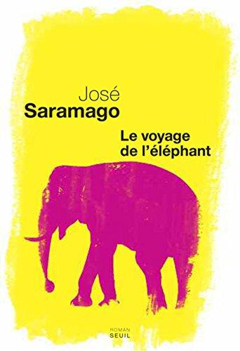 9782020994231: Le voyage de l'éléphant