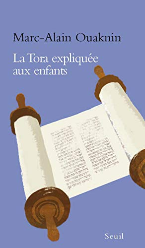 9782021001822: La Tora expliquée aux enfants