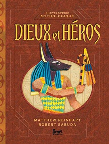 9782021019926: Dieux et héros : Encyclopédie mythologique