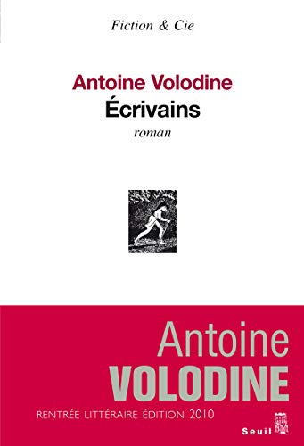 Ecrivains: Volodine, Antoine