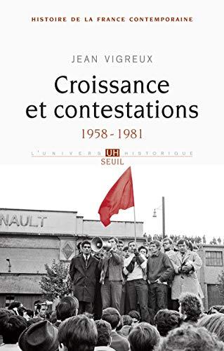 9782021033465: Croissance et contestations