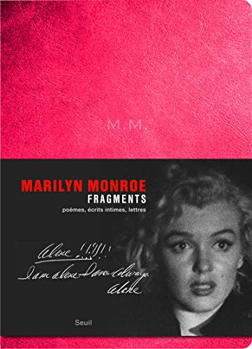 9782021034646: Fragments : Marilyn Monroe - Version Luxe