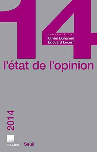 Etat de l'opinion (L'), 2014: Collectif