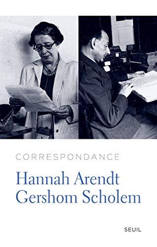 Correspondance: Gershom Scholem, Marie Luise Knott