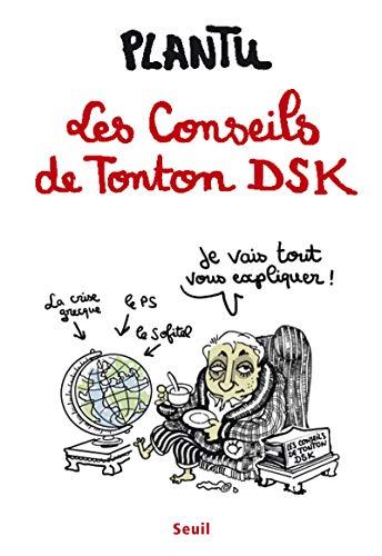 9782021061703: Les Conseils de Tonton DSK