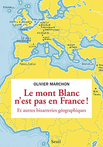 MONT BLANC N EST PAS EN FRANCE ET AUTRE: MARCHON OLIVIER