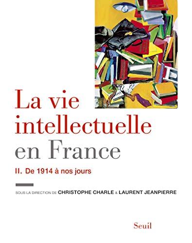 VIE INTELLECTUELLE EN FRANCE VOL 2 DE 19: COLLECTIF