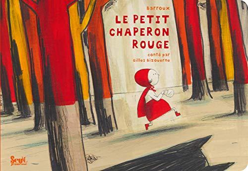 9782021082371: Le petit chaperon rouge (Les minis contes du tapis)