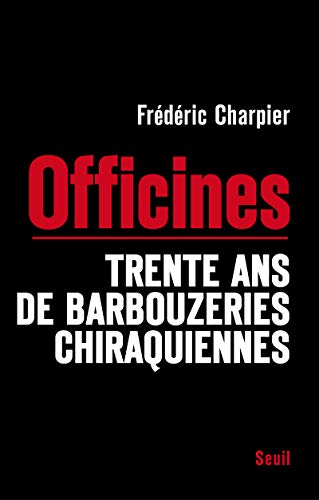 Officines: Frederic Charpier