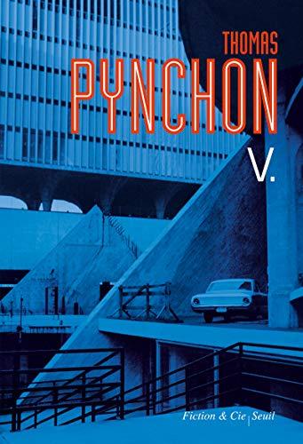 9782021090758: V. (Fiction & Cie)