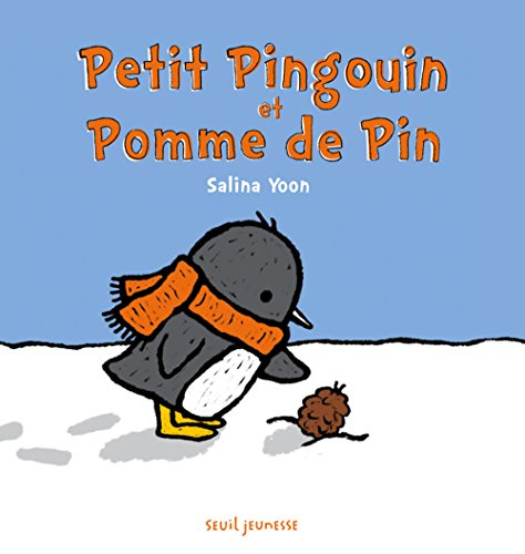 9782021094060: Petit Pingouin Et Pomme de Pin (English and French Edition)