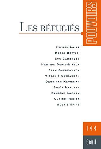 9782021097818: Pouvoirs, N° 144 : Les réfugiés