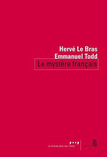 9782021102161: Le Mystère français