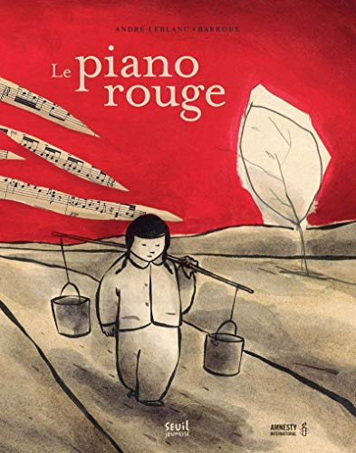 9782021111224: Le Piano rouge
