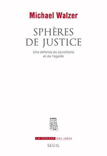 SPHERES DE JUSTICE NED: ENGEL PASCAL