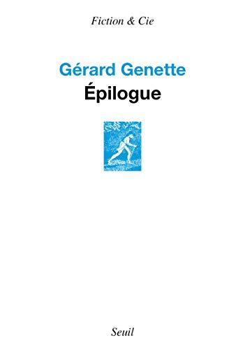 Epilogue: Genette, Gérard