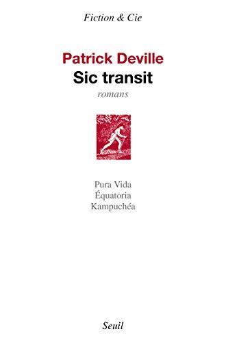 9782021162677: Sic transit (Fiction & Cie)