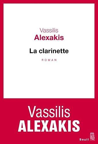 CLARINETTE -LA-: ALEXAKIS VASSILIS
