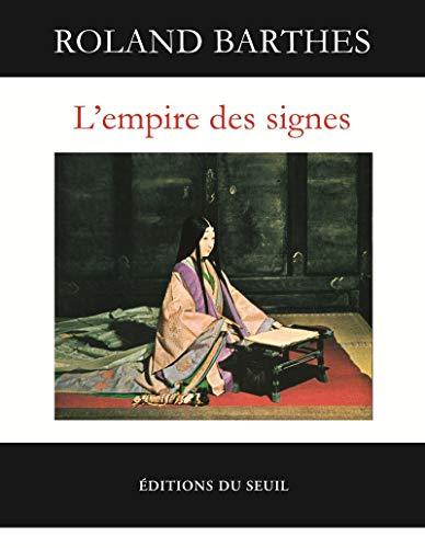 9782021229554: L'empire des signes