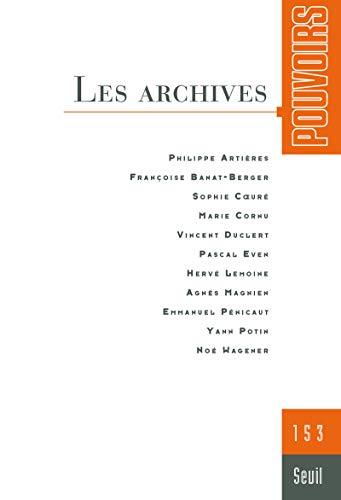 Pouvoirs, no 153: Collectif