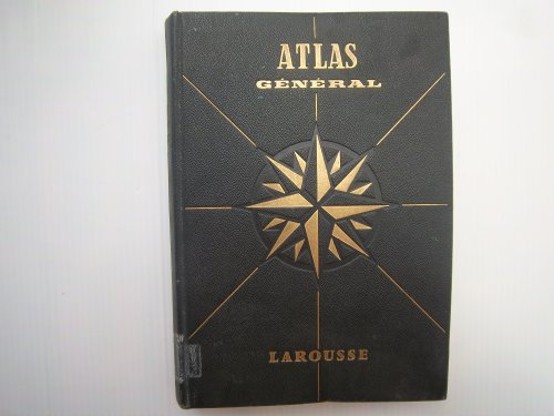 9782030009222: Atlas general Larousse (French Edition)
