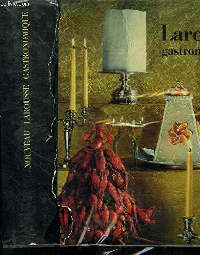 9782030089002: Nouveau Larousse Gastronomique